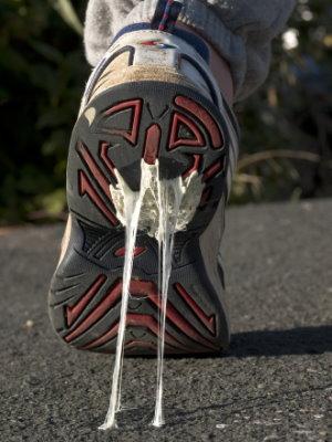 Best Way To Get Gum Off Shoe